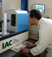 Metrovali Master Scanner IAC pour analyse complète de filatages