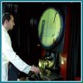 Metrovali prestation étalonnage projecteur de profil