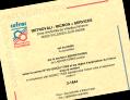 Métrovali diplôme accréditation Cofrac étalonnage métrologie dimensionnelle n° 2-1844