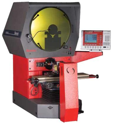 Métrovali vente d'équipements de métrologie projecteur de profil Starrett HB400
