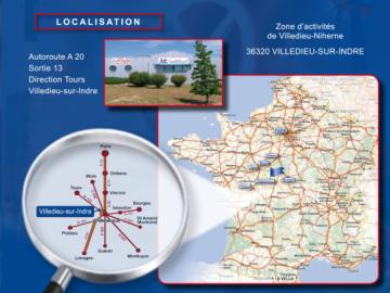 Métrovali_localisation_plan d'accès