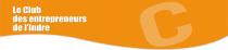 www.leclub.indre-initiative.com le site du Club des entrepreneurs de l'Indre -  Initiative Indre et BGE Indre